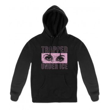 Trapped By Ice Up To Her Eyeballs And >> Trapped Under Ice Cherry Eyes Pull Hood All In Merchandise Hoodies